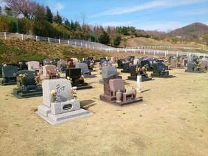 太田市営 八王子山公園墓地_17667