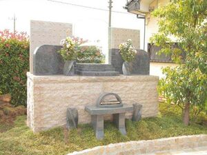 うらわ秋ヶ瀬霊園 「永遠の絆」永代供養墓_17723