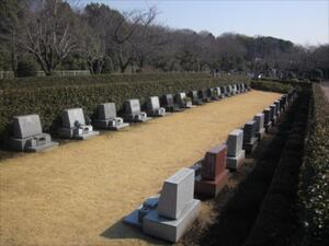 綾瀬市営 本蓼川墓園_17896