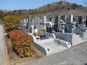袖ヶ浦市営 墓地公園_18072