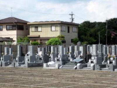 稲沢市営 祖父江霊園_1813