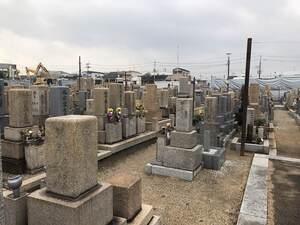 東大阪市営 長瀬墓地_18226