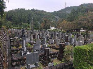 美濃市営 乙女坂墓地_1855