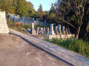 岡山市営 西辛川墓地_18751