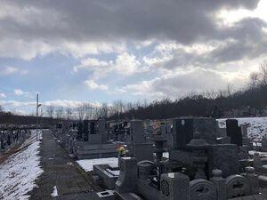 盛岡市営 古川墓園_18798