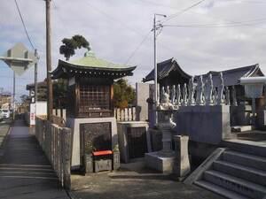 道隆寺墓地_18822