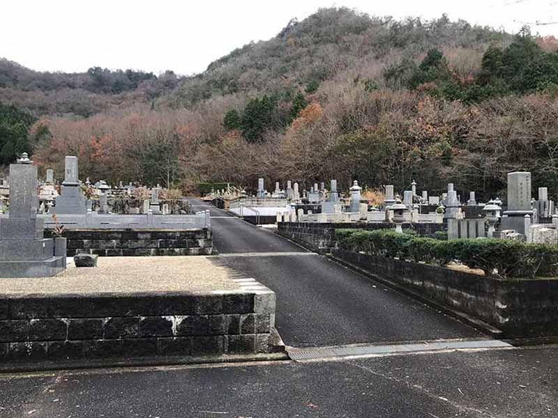 和気町営 藤野霊園_18947