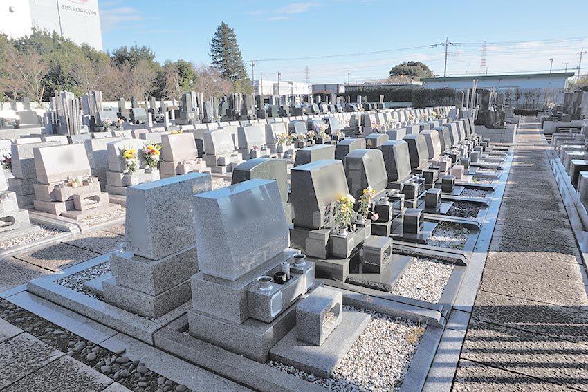 平和浄苑の一般墓