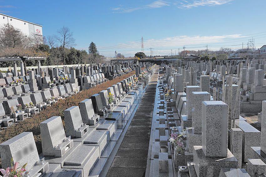 平和浄苑で人気の限定セット墓所