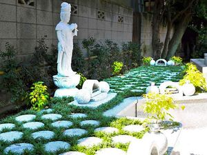 小石川樹木葬墓地_19211