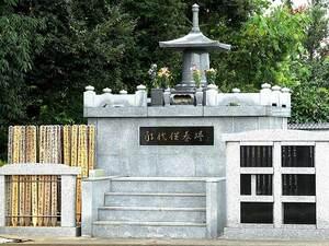 蓮田樹木葬墓地_19269
