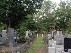 都立 雑司ヶ谷霊園_193