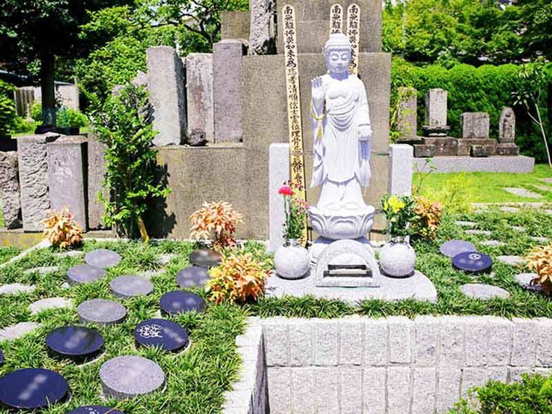 妙典樹木葬墓地 松籟苑_19372