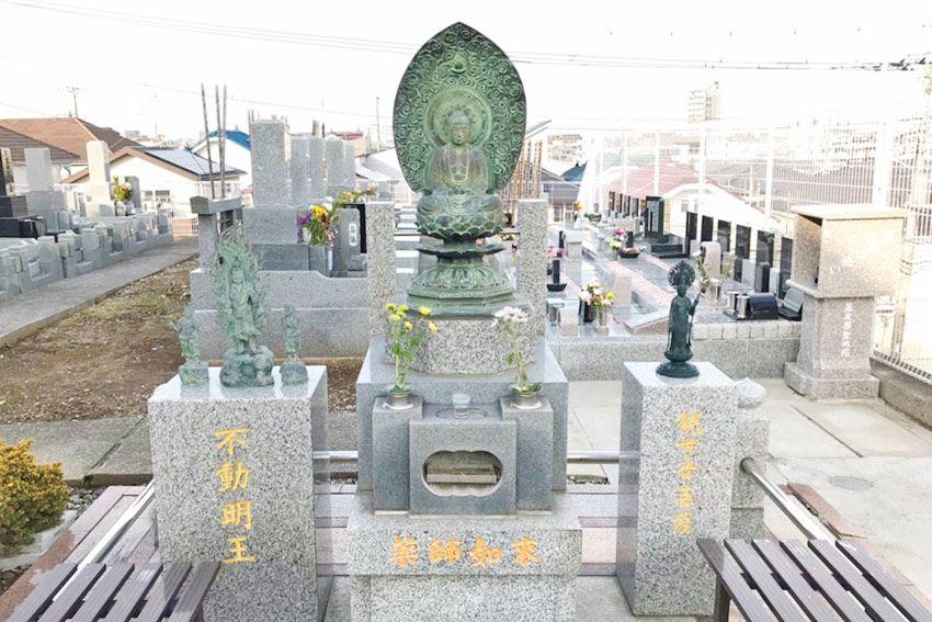墓友葬聖地苑の永代供養