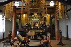 圓妙寺本堂