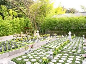 北鎌倉四季の風樹木葬墓地_20071
