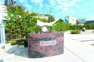 サンク川口霊園の永代供養墓(樹木葬)