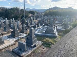 東かがわ市営 松原霊園_20304
