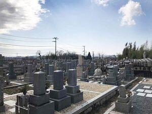 上狛墓地_20377