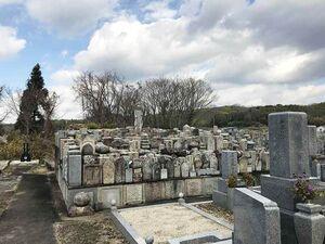 上狛墓地_20378