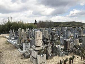 上狛墓地_20379