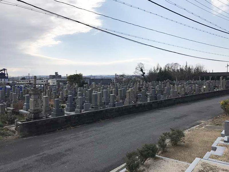 上狛墓地_20381