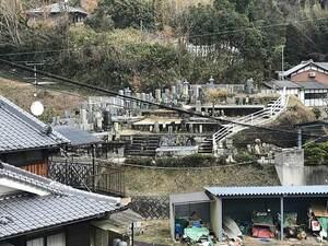 神童子墓地_20386