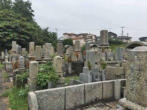 下関市営 西部墓地_20436