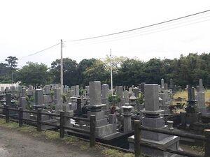 萩市営 西の浜墓地_20496