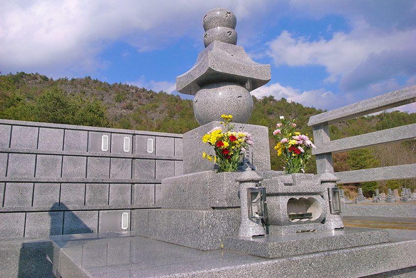 森の国墓苑 永代供養墓