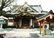 厳かな雰囲気の妙善寺