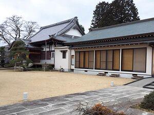 東陽寺の法要施設