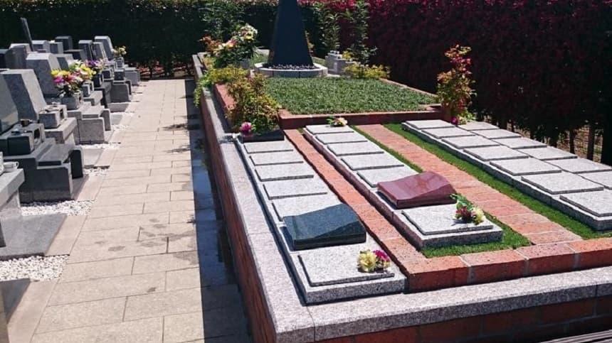 四街道メモリアルグランデのプレート葬