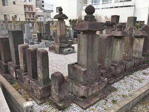 法蓮寺 上の墓地_21767