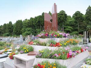千葉中央霊園 ガーデニング型樹木葬「フラワージュ」_22776