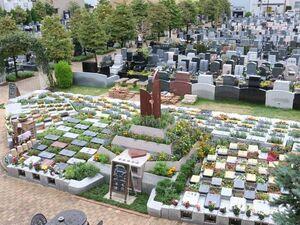 小平メモリアルガーデン ガーデニング型樹木葬「フラワージュ」_22791