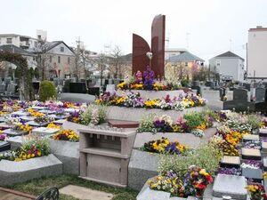 小平メモリアルガーデン ガーデニング型樹木葬「フラワージュ」_22792