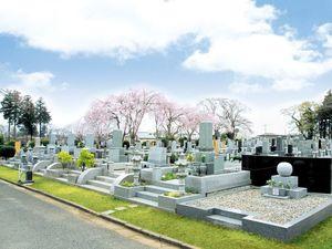 京葉霊園のお墓雰囲気