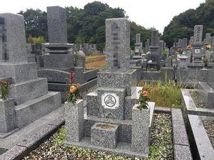 宇部市営 白石公園墓地_3508
