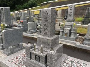 鯖江市営 総山墓園_3748
