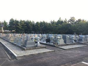 富山市営 大沢野墓地公園(あじさい園)_4068