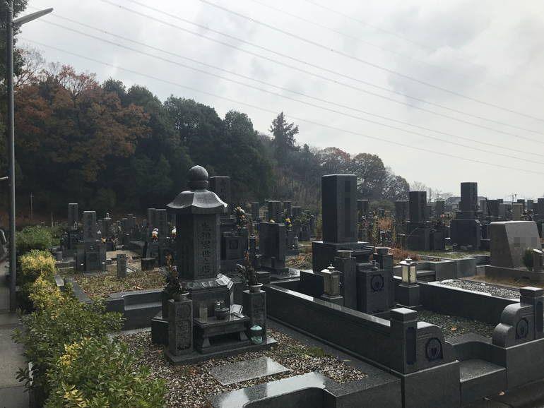 大阪狭山市 西山霊園_4121