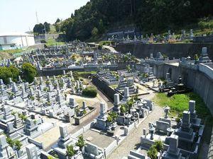 四国中央市営 桃山新墓園_4351
