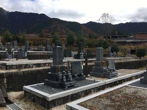 南木曽町営 神戸霊園_4434