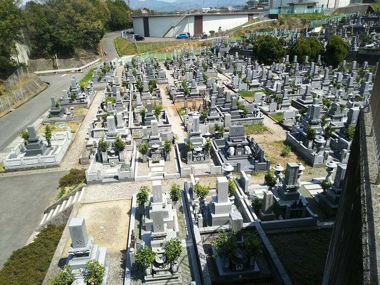 四国中央市営 横地山墓園_4465
