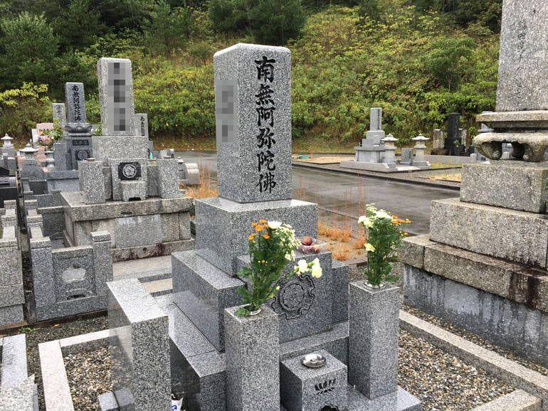山口市営柊第三霊園_4594