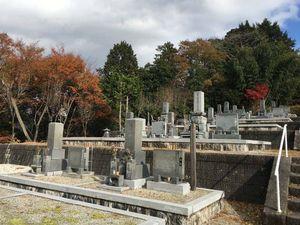 南木曽町営 神戸霊園_4669