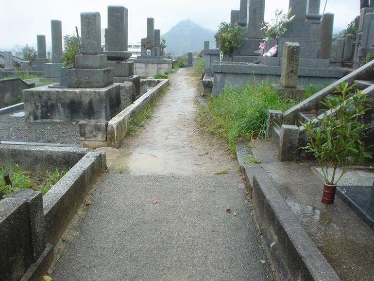 松山市営 鷺谷墓地_4698