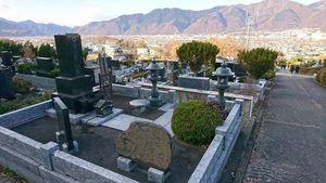 上田市霊園_4822