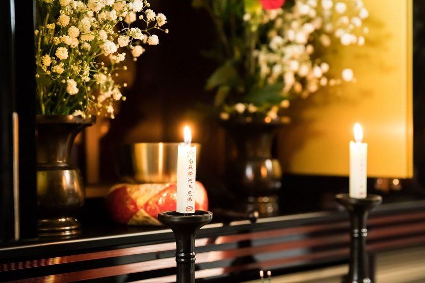 【図解!】浄土宗の仏壇の配置や飾り方